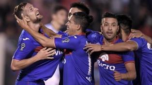 Tigre salió con todo y goleó a Atlético Tucumán