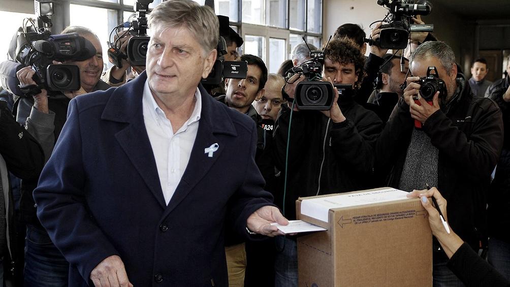 Sergio Ziliotto, nuevo gobernador de La Pampa
