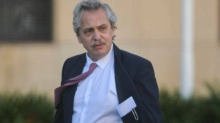 "Alberto Fernández: ""Cristina me propuso como candidato para romper la grieta"""