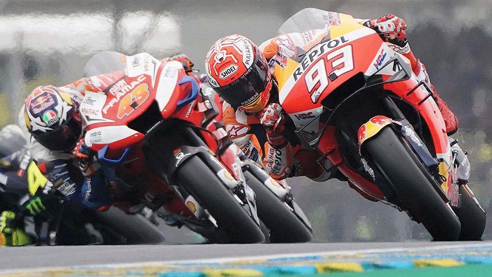 Posponen el Gran Premio de Tailandia de motociclismo por la pandemia