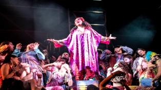 """Hair"", emblema de la contracultura hippie, regresa a Buenos Aires"