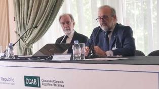 Créditos por 1.000 millones de libras a empresas británicas radicadas en la Argentina