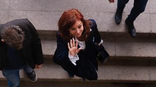 La primera jornada del juicio, en fotos