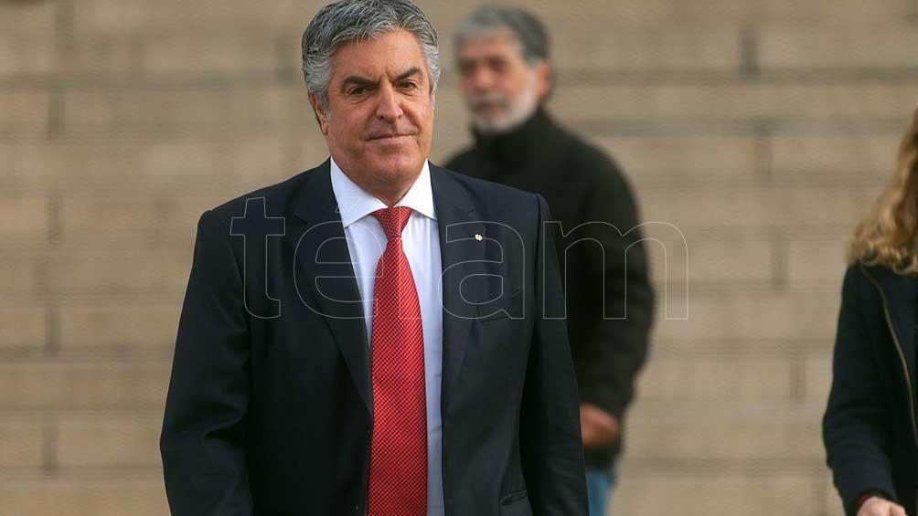 El abogado Gregorio Dalbón.