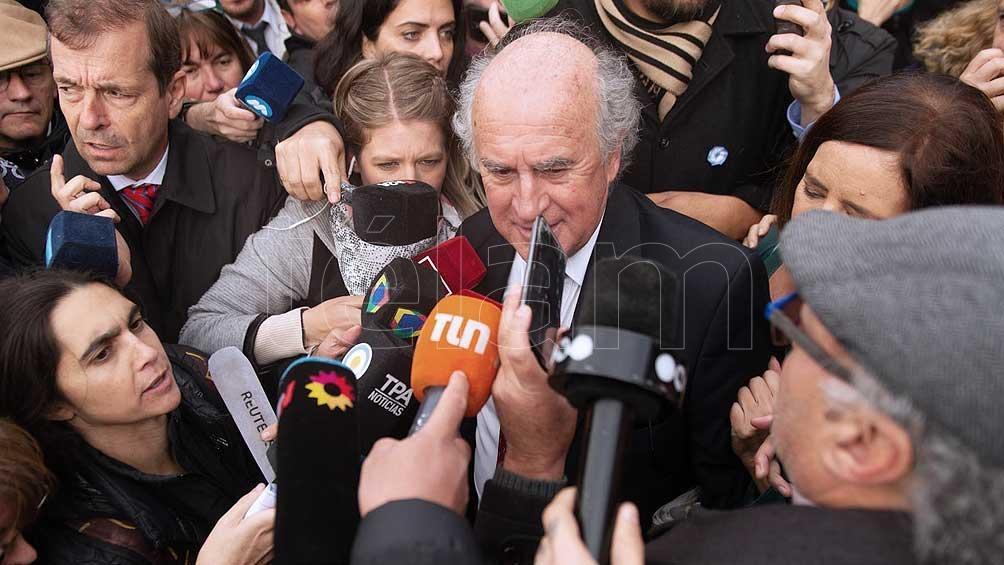 Oscar Parrilli, ex secretario general de la Presidencia.