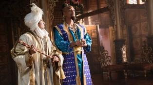"""Naomi Scott y su impronta actualizada en la princesa Jasmine de la nueva """"Aladdin"""""""