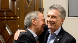 Macri destacó la búsqueda de consensos con los dirigentes de Alternativa Federal