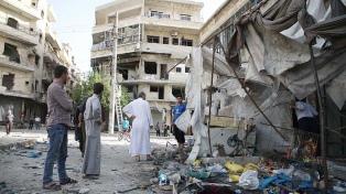Al menos 55 muertos en choques entre fuerzas gubernamentales y rebeldes