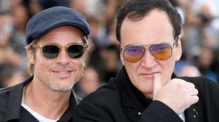 Seis minutos de ovación en la presentación del nuevo film de Tarantino