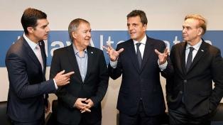Schiaretti convocó a Scioli y Tinelli a sumarse a Alternativa Federal