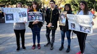 Separan a otros nueve policías por la muerte de los cuatro jóvenes en San Miguel del Monte
