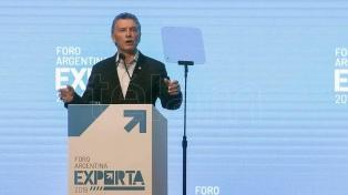 Macri destacó la sanción de la ley de la Economía del Conocimiento