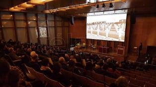 El Equipo Argentino de Antropología Forense celebró sus 35 años
