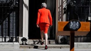 Inmediatas y variadas reacciones a la renuncia de Theresa May