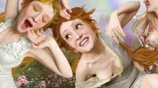 """""""¿Quién es esa chica?"""", la primera retrospectiva de Flavia Da Rin"""
