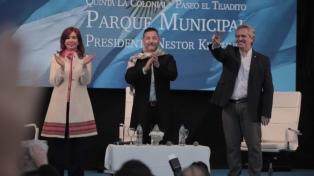 La fórmula Fernández-Fernández apura definiciones en territorio bonaerense