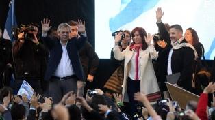 """Cristina Kirchner llamó a recuperar """"el espíritu de la Argentina del Bicentenario"""""""
