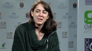 La argentina Agustina San Martín obtuvo una mención especial del jurado en Cannes