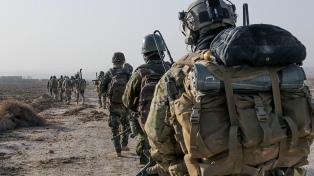 """Irán alerta que una mayor presencia militar de EE.UU. será """"extremadamente peligrosa"""""""