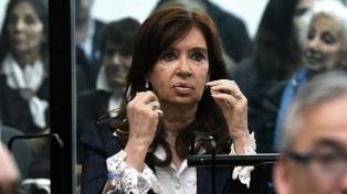 Los juicios a Cristina Kirchner, Echegaray, Cristóbal López y De Sousa se reanudan esta semana