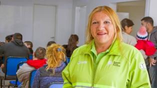 Por primera vez una mujer trans trabajará en el Same bonaerense