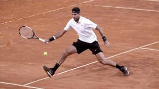 Del Potro cayó ante el ruso Khachanov y se despidió en octavos de final de Roland Garros