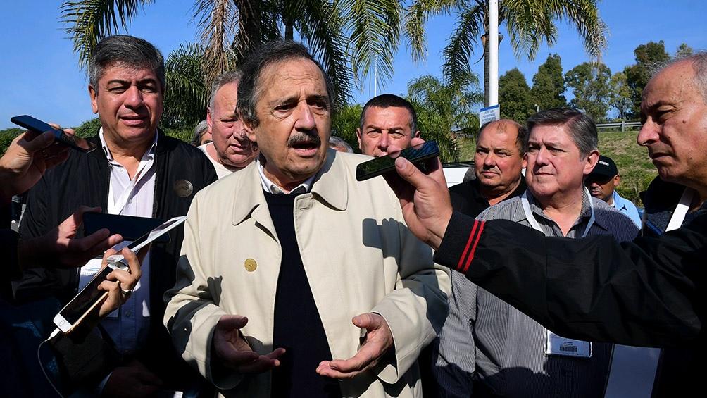 Alfonsín dijo que no recibió ofrecimientos por parte de Alberto Fernández