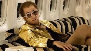 """""""Rocketman"""": los fantasmas de la infancia de los excesos juveniles de Elton John"""