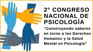 Comienza el 2° Congreso Nacional de Psicología