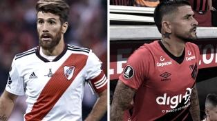 River va por otro título ante un difícil Atlético Paranaense