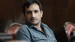 El legislador de Unidad Ciudadana acusado de abuso sexual pidió licencia