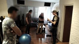Hubo 40 allanamientos en la Argentina y Brasil para desbaratar la red de pedófilos, informó Bullrich