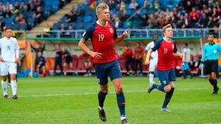 Un noruego anotó nueve goles en la Copa del Mundo Sub 20