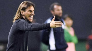 Beccacece es el nuevo técnico de Independiente
