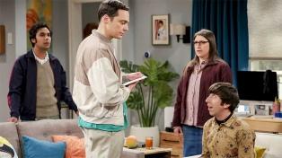 """Tras 12 temporadas, terminó """"The Big Bang Theory"""""""