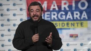 """""""El país vota por la renovación de líderes y una nueva visión del mundo"""", dijo Bergara"""