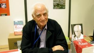 A los 88 años murió el filósofo francés Michel Serres