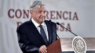 López Obrador dice que líderes de las protestas policiales no son agentes