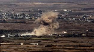 Al menos 39 muertos por un bombardeo israelí y tres ataques explosivos