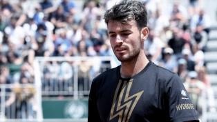 Lóndero cayó en semifinales y el Argentina Open tendrá una vez más un campeón extranjero