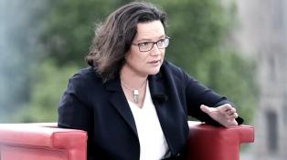 Renunció la líder socialdemócrata, tras la última debacle electoral