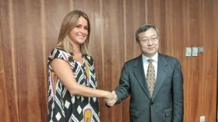 Buscan aumentar el comercio bilateral con China