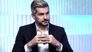 Peña no descartó que Vidal sea candidata de Lavagna, Massa o Urtubey
