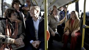 """Macri: """"Hay gobernantes que ponen su foto al lado de obras del gobierno nacional"""""""