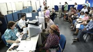 El empleo público nacional registra este año una baja de 2,2%