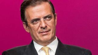 Marcelo Ebrard, canciller mexicano