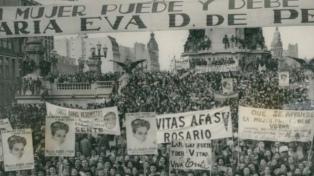 Una genealogía del feminismo en la Argentina, eje de una exposición en la Biblioteca Nacional