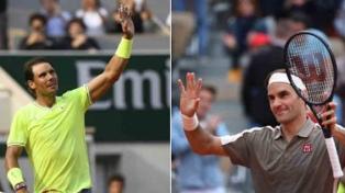 Nadal y Federer jugarán una de las semifinales