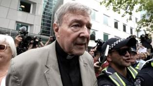 El cardenal Pell apela su condena por pederastia en Australia