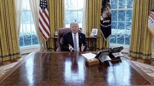 Trump sube la apuesta antes de las primeras negociaciones con México por los aranceles